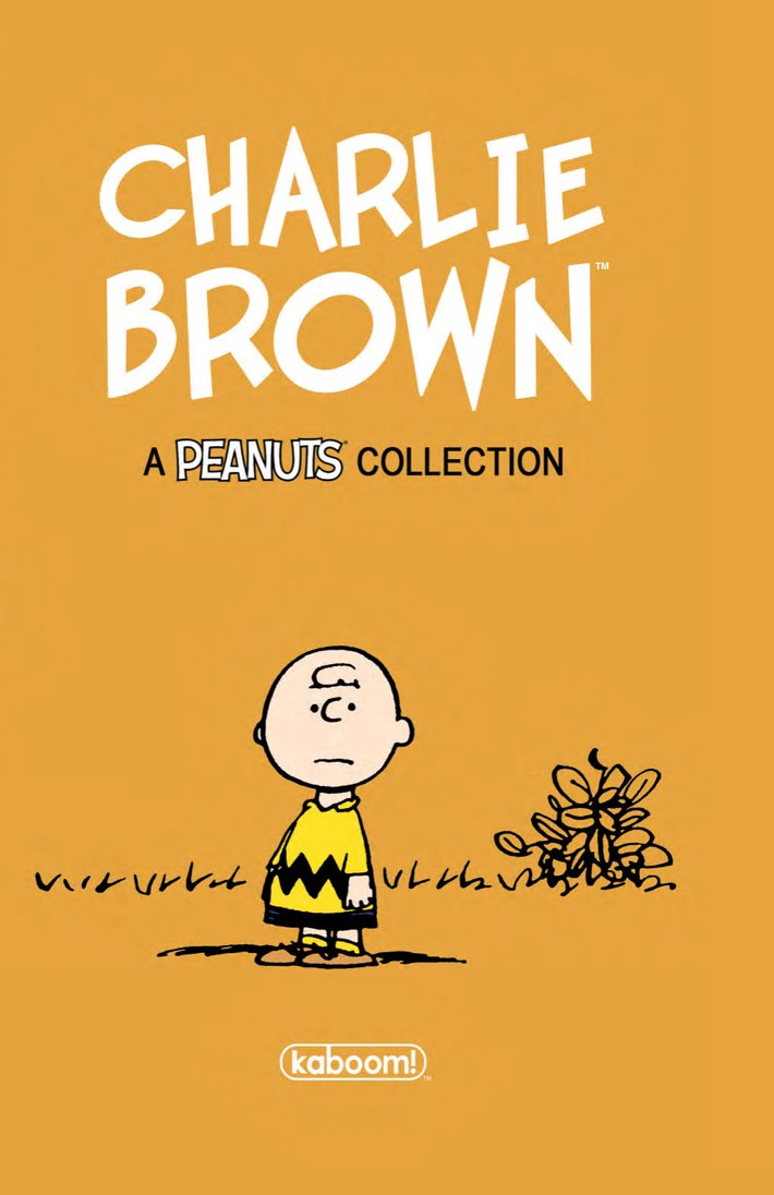CharlieBrown_HC_PRESS_1 ComicList Previews: CHARLIE BROWN A PEANUTS COLLECTION HC