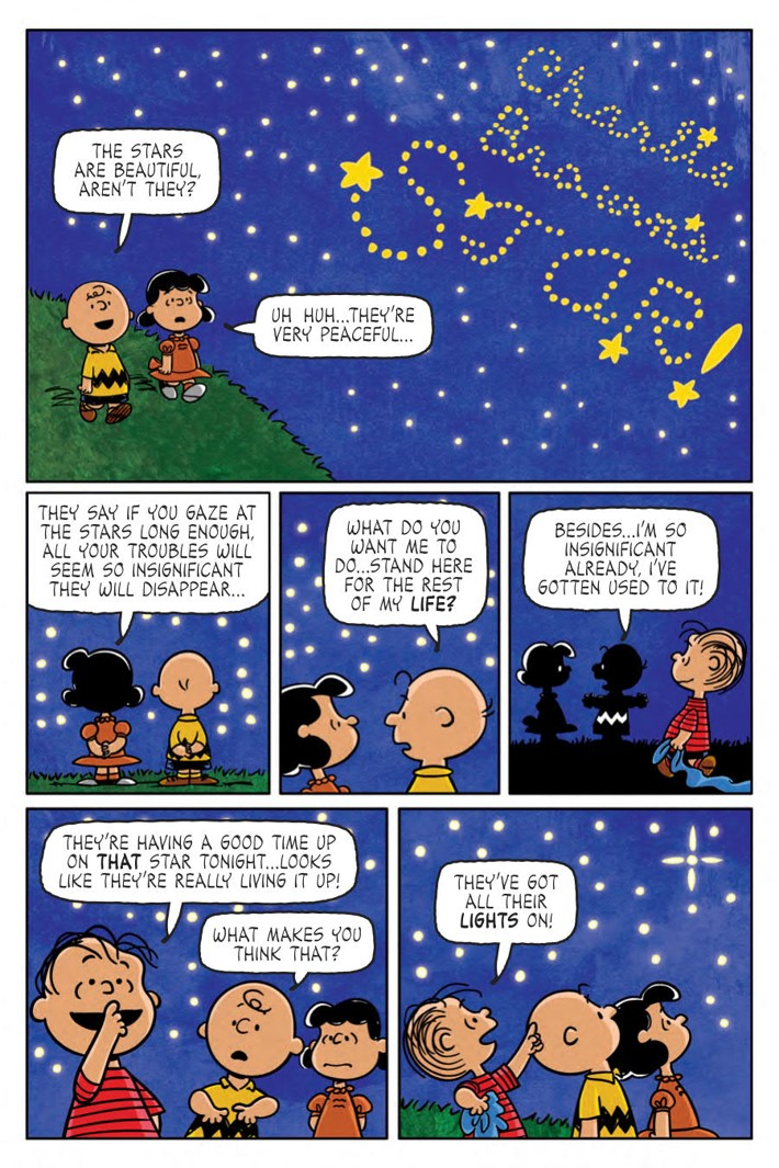 CharlieBrown_HC_PRESS_5 ComicList Previews: CHARLIE BROWN A PEANUTS COLLECTION HC