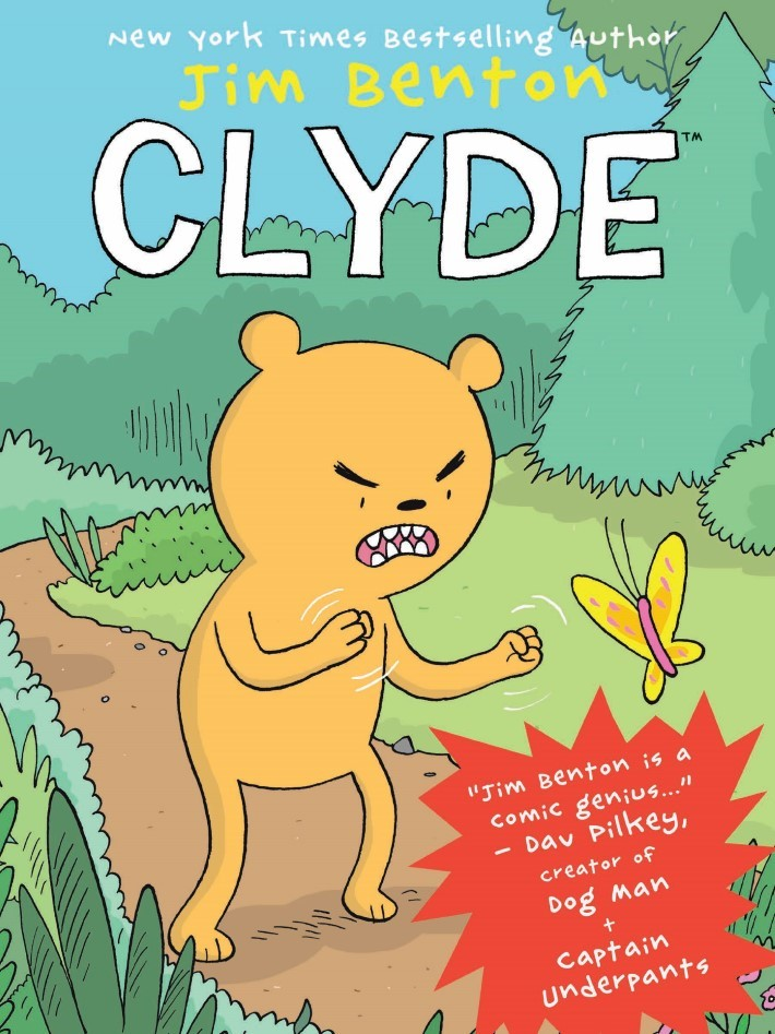 Clyde-pr-1 ComicList Previews: CLYDE GN