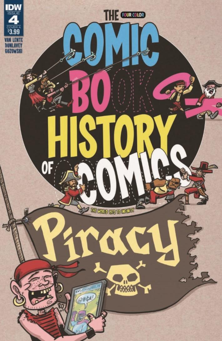 ComicBookHistory_v2_04-pr-1 ComicList Previews: COMIC BOOK HISTORY OF COMICS COMICS FOR ALL #4