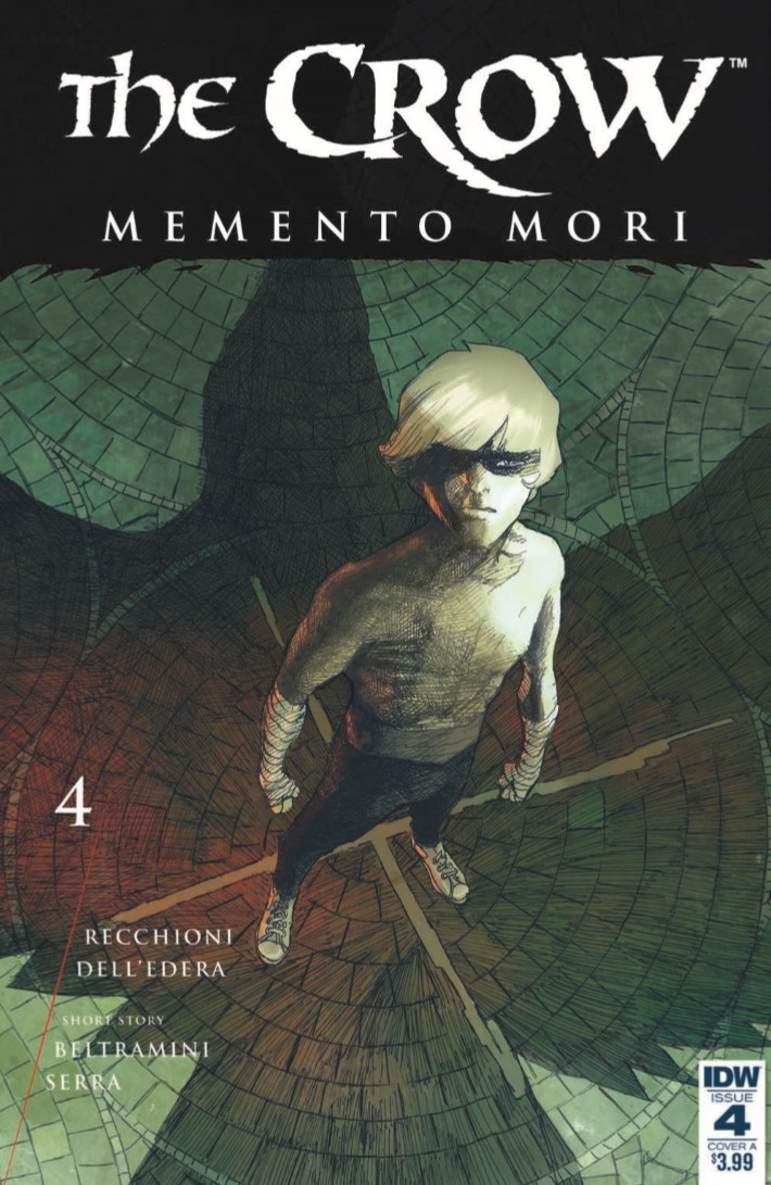 Crow_Memento_Mori_04-pr-1 ComicList Previews: THE CROW MEMENTO MORI #4