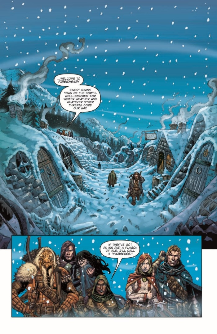 DD_FGF_02-pr-6 ComicList Preview: DUNGEONS AND DRAGONS FROST GIANT'S FURY #2