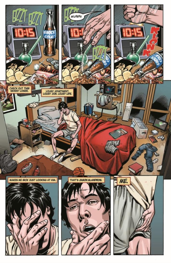 DemiGod_01-pr-6 ComicList Previews: DEMI-GOD #1