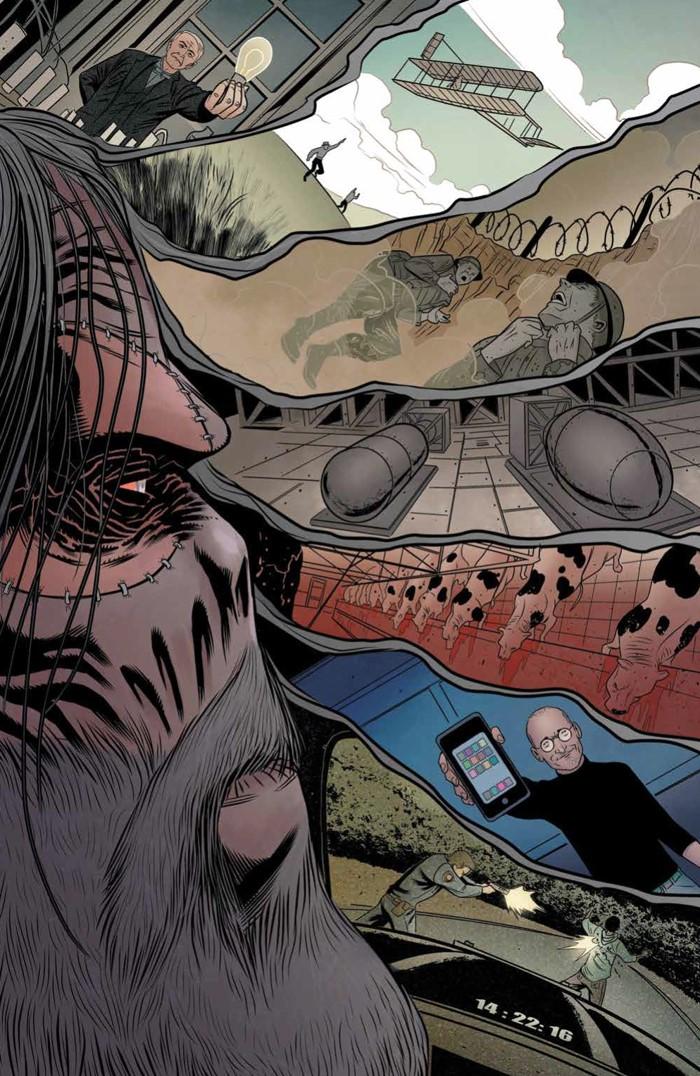 Destroyer_SC_PRESS_18 ComicList Previews: VICTOR LAVALLE'S DESTROYER TP