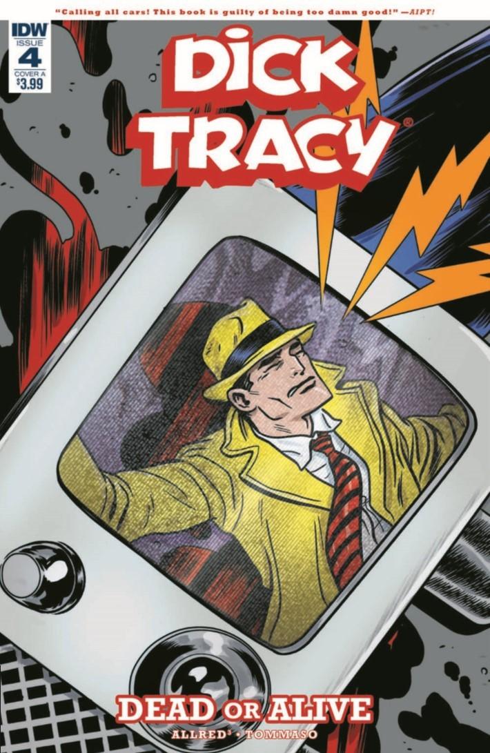 Dick_Tracy_Dead_Alive_04-pr-1 ComicList Previews: DICK TRACY DEAD OR ALIVE #4