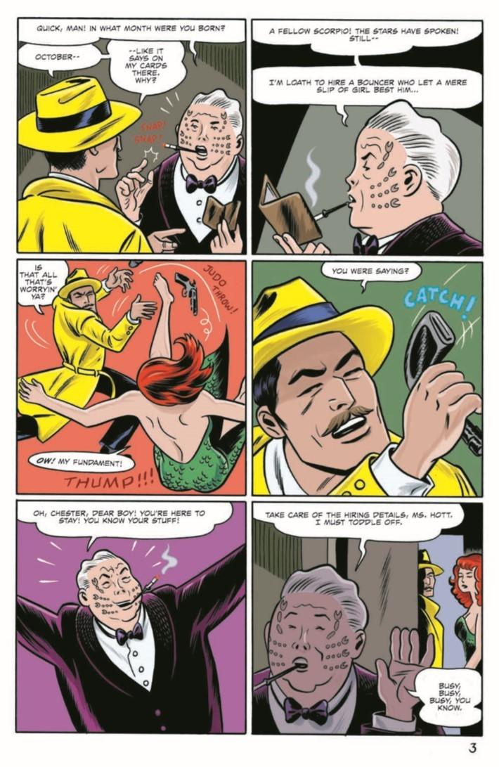 Dick_Tracy_Dead_Alive_04-pr-5 ComicList Previews: DICK TRACY DEAD OR ALIVE #4