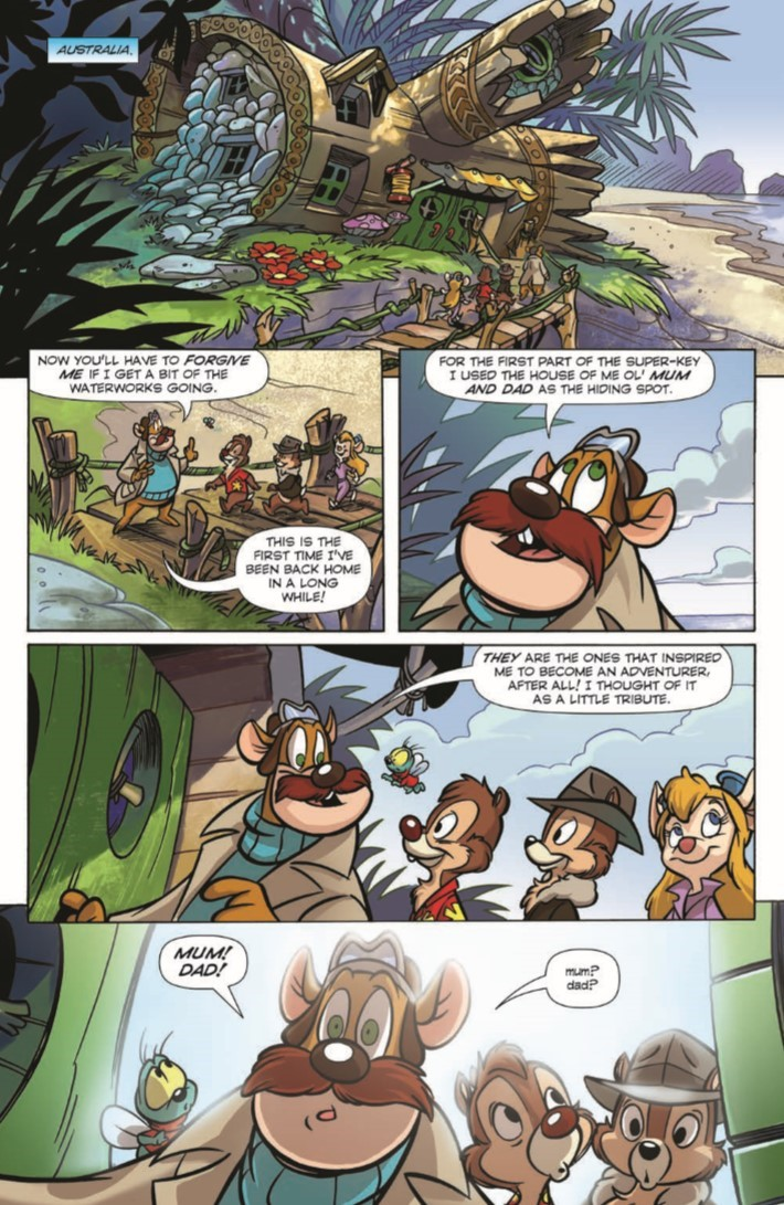 Disney_Afternoon_Giant_04-pr-7 ComicList Previews: DISNEY AFTERNOON GIANT #4