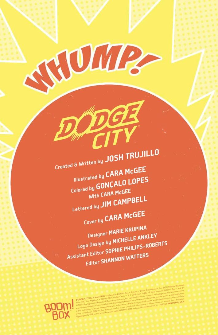 DodgeCity_002_PRESS_2 ComicList Previews: DODGE CITY #2