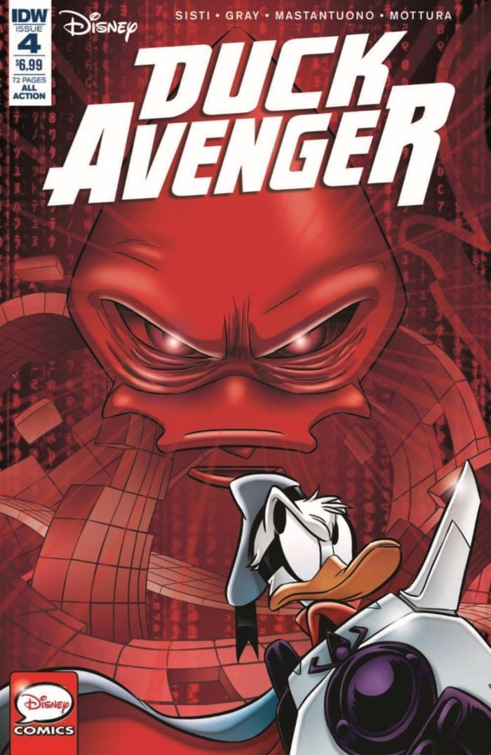 DuckAvenger04-pr-1 ComicList Preview: DUCK AVENGER #4