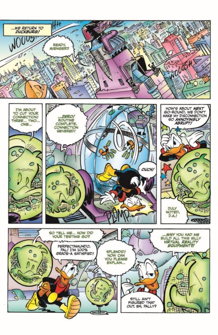 DuckAvenger04-pr-6 ComicList Preview: DUCK AVENGER #4