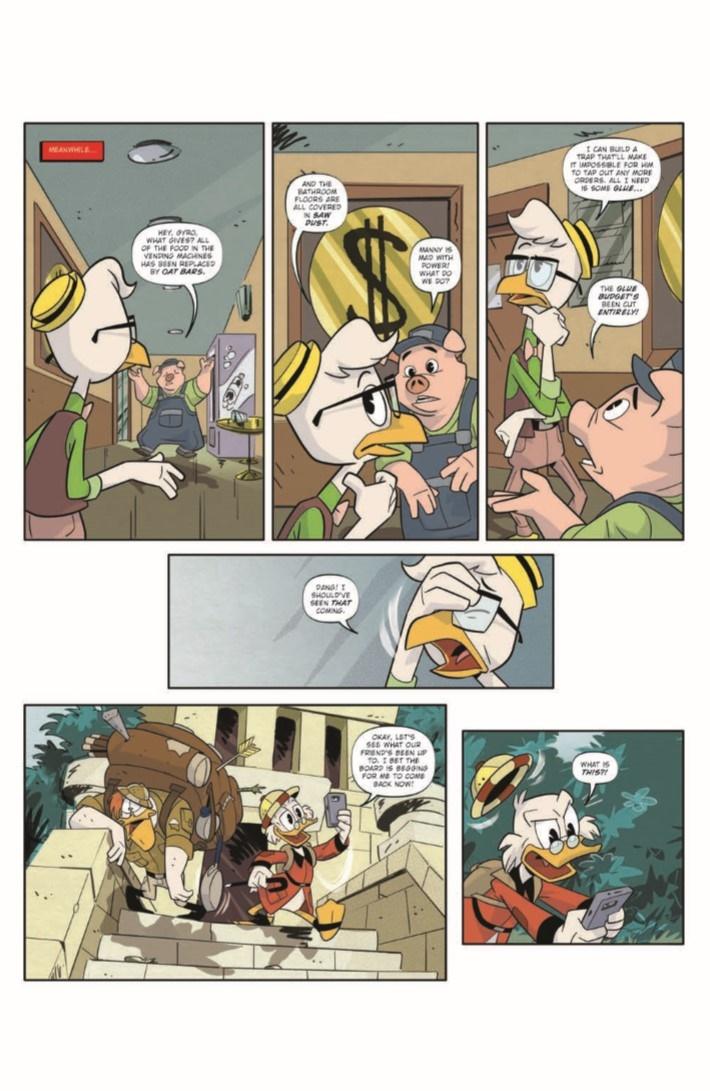 DuckTales_08-pr-7 ComicList Previews: DUCKTALES #8