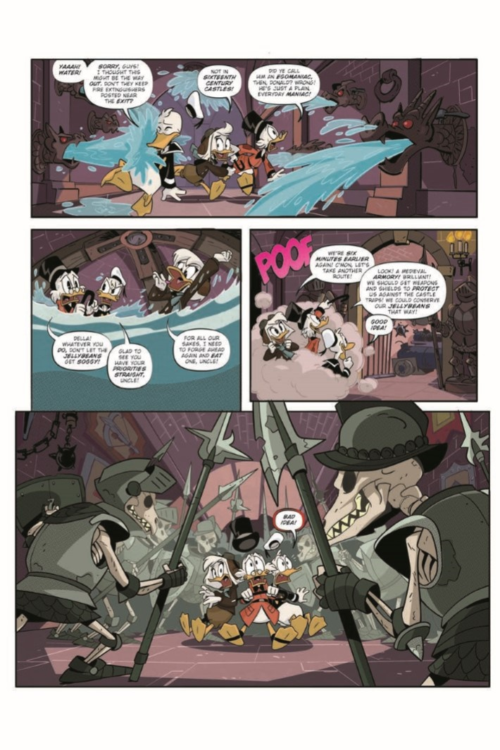 DuckTales_Vol2_MystersiesMallards-pr-8 ComicList Previews: DUCKTALES MYSTERIES AND MALLARDS TP