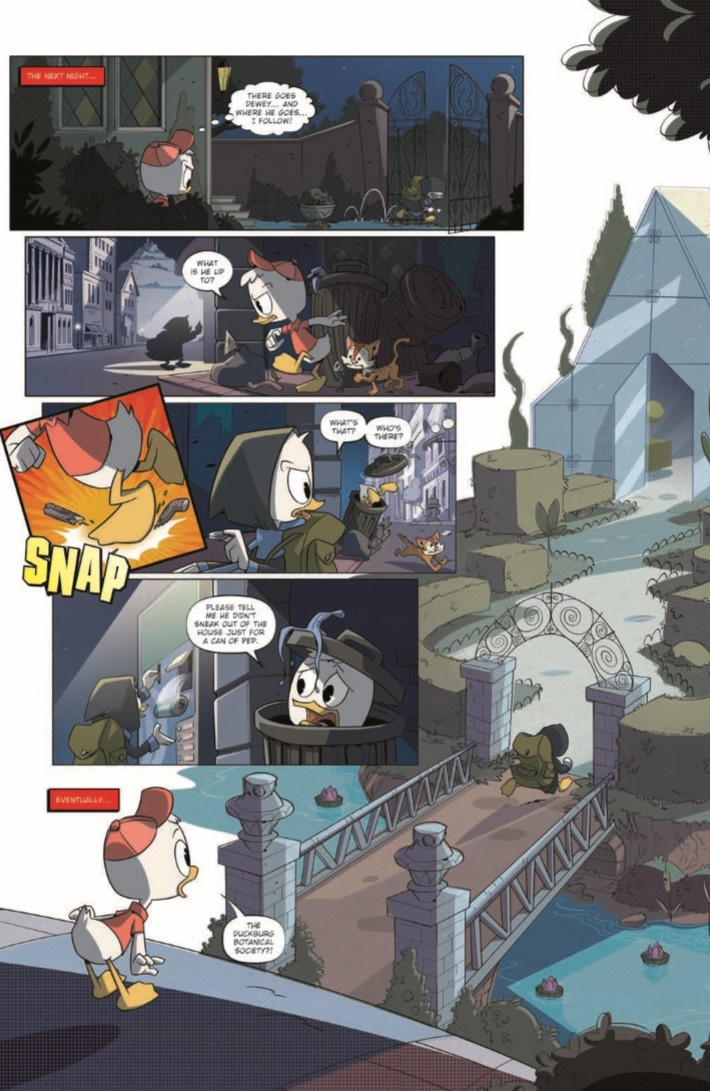 Ducktales_10-pr-7 ComicList Previews: DUCKTALES #10