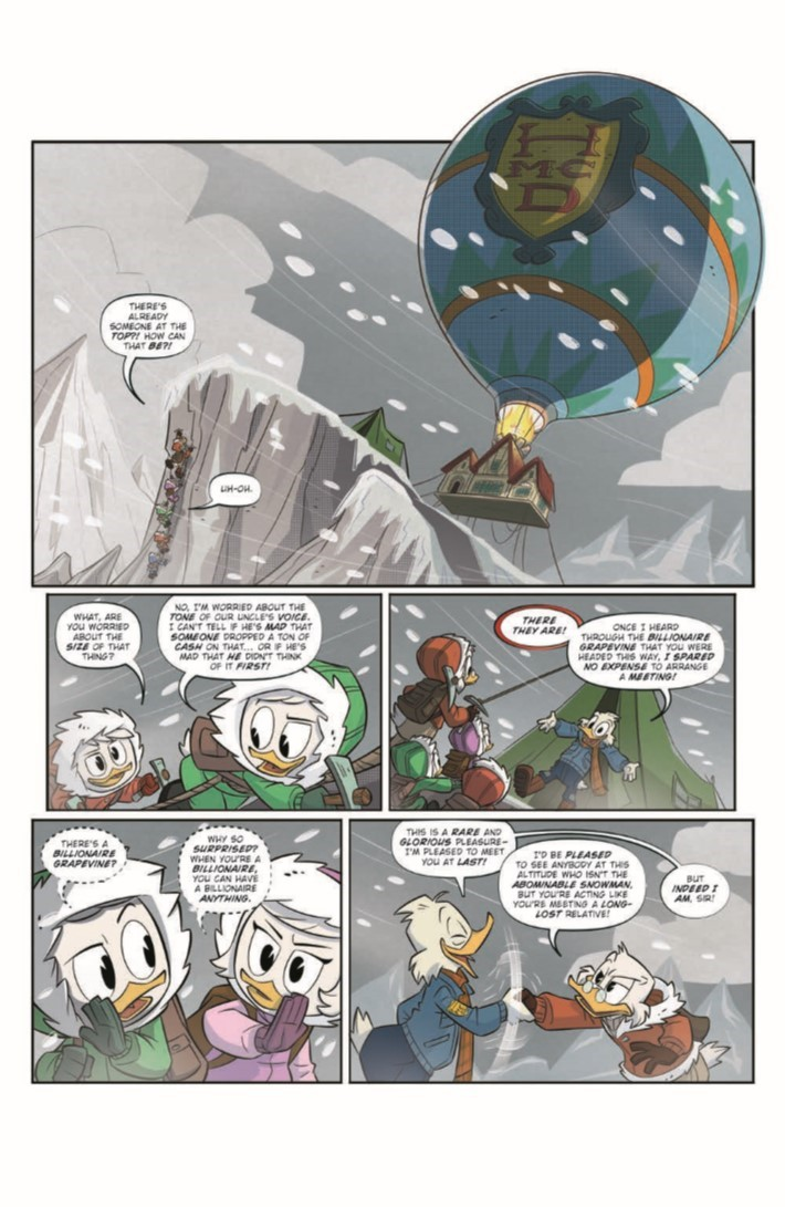 Ducktales_12-pr-4 ComicList Previews: DUCKTALES #12