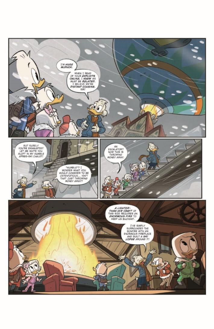 Ducktales_12-pr-5 ComicList Previews: DUCKTALES #12