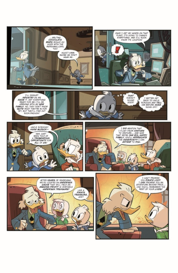 Ducktales_12-pr-7 ComicList Previews: DUCKTALES #12