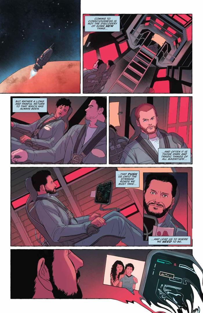 Comiclist Preview The Expanse Origins 3