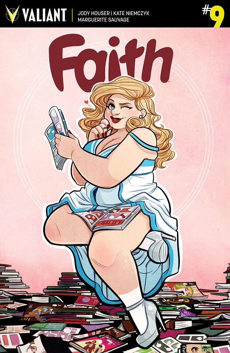 FAITH_009_VARIANT_ST-ONGE ComicList Preview: FAITH #9