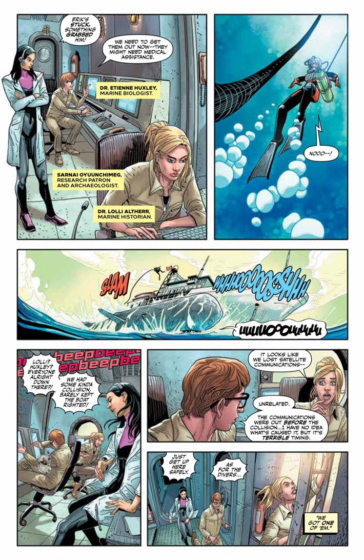 FQ1_PREVIEW_5 ComicList Previews: THE FORGOTTEN QUEEN #1