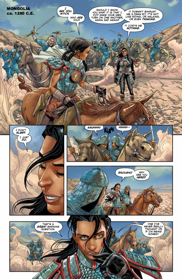 FQ_02_PREVIEW_04 ComicList Previews: THE FORGOTTEN QUEEN #2