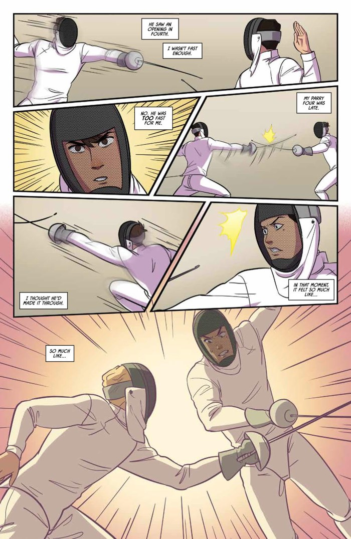Fence_004_PRESS_5 ComicList Previews: FENCE #4