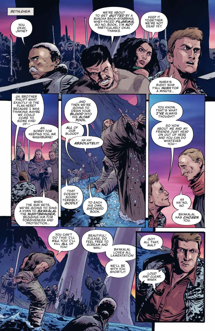Firefly_004_PRESS_3 ComicList Previews: FIREFLY #4
