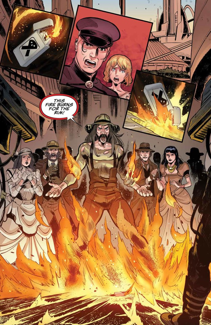 Firefly_BadCompany_001_PRESS_6 ComicList Previews: FIREFLY BAD COMPANY #1