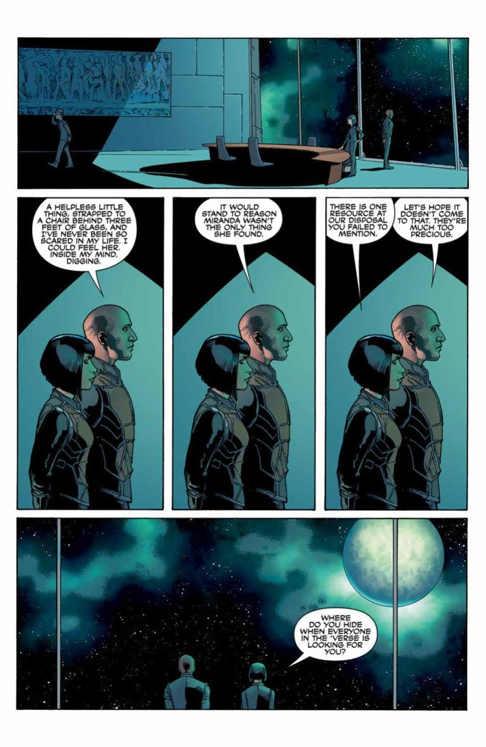 Firefly_Legacy_v2_SC_PRESS_09 ComicList Previews: FIREFLY LEGACY EDITION VOLUME 2 TP