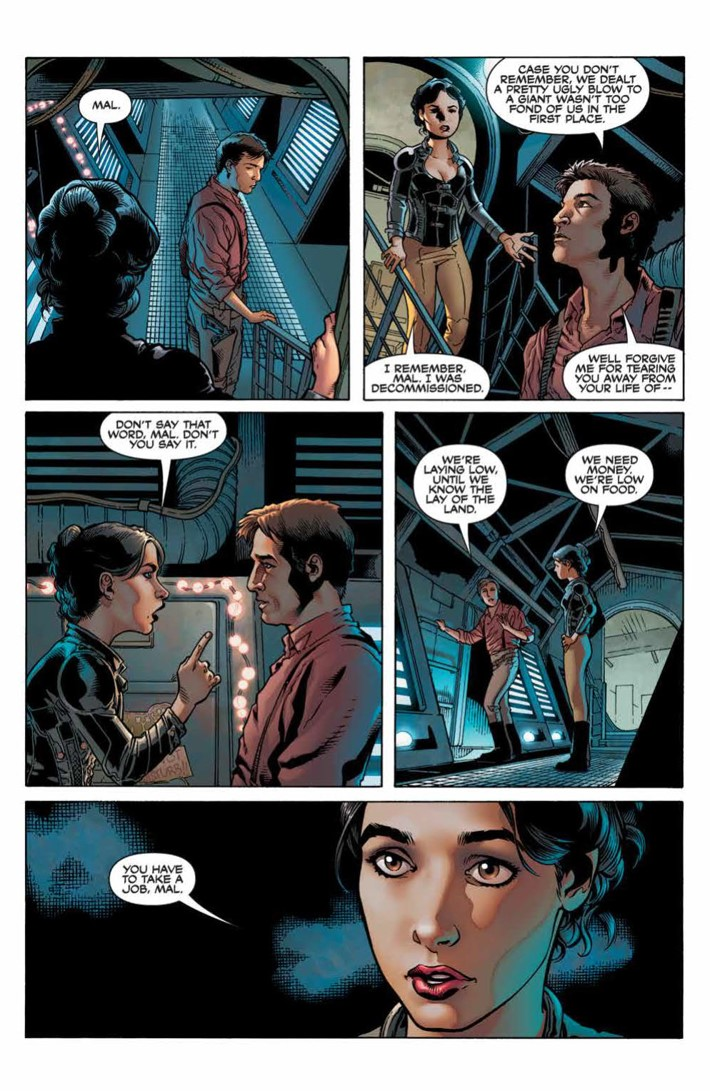 Firefly_Legacy_v2_SC_PRESS_14 ComicList Previews: FIREFLY LEGACY EDITION VOLUME 2 TP