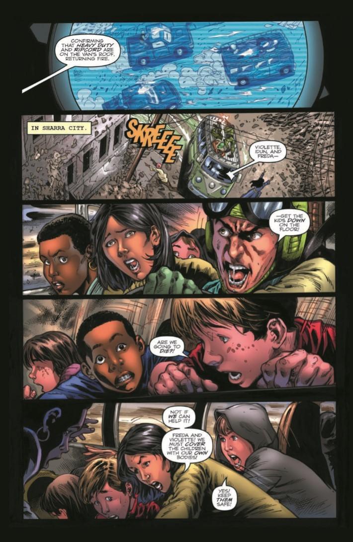 GIJOE_Real_American_Hero_261-pr-5 ComicList Previews: G.I. JOE A REAL AMERICAN HERO #261