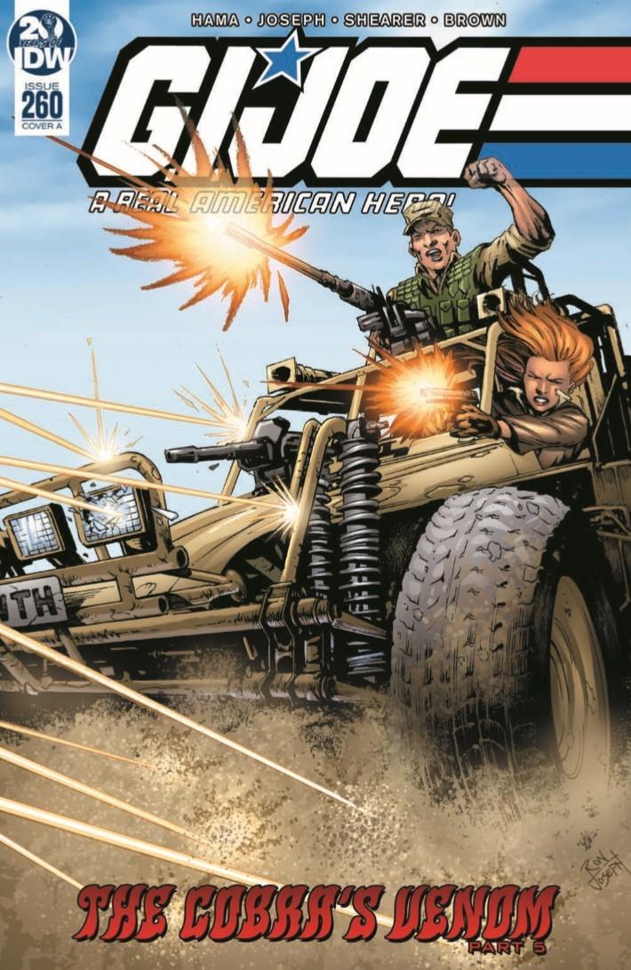 GIJoe_260-pr-1 ComicList Previews: G.I. JOE A REAL AMERICAN HERO #260
