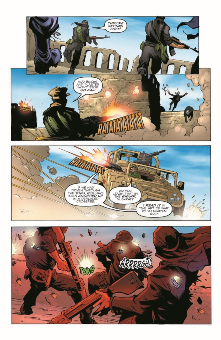 GIJoe_260-pr-5 ComicList Previews: G.I. JOE A REAL AMERICAN HERO #260