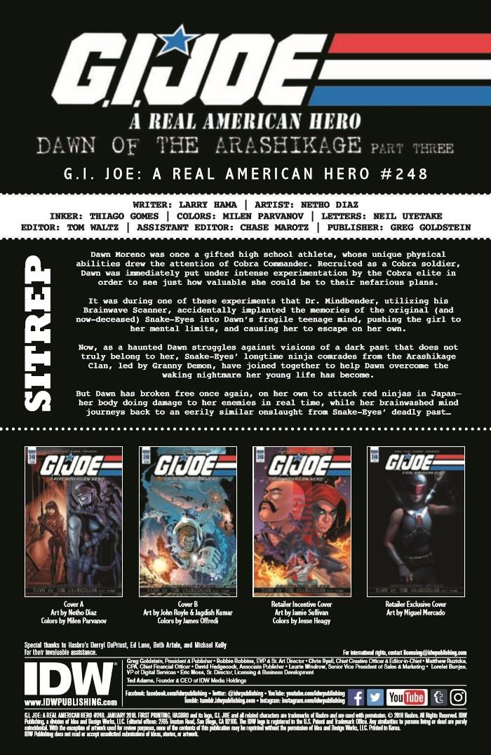 GIJoe_RAH_248-pr-2 ComicList Previews: G.I. JOE A REAL AMERICAN HERO #248
