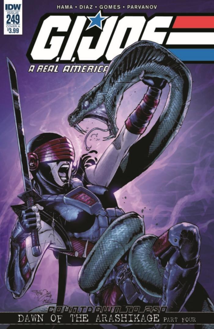 GIJoe_RAH_249-pr-1 ComicList Previews: G.I. JOE A REAL AMERICAN HERO #249
