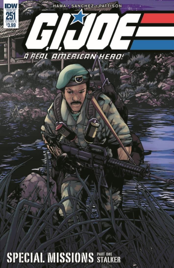 GIJoe_RealAmericanHero_251-pr-1 ComicList Previews: G.I. JOE A REAL AMERICAN HERO #251