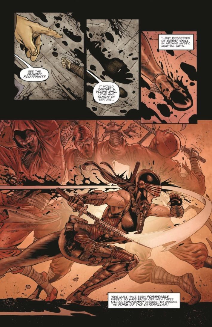 GIJoe_RealAmericanHero_Vol20-pr-7 ComicList Previews: G.I. JOE A REAL AMERICAN HERO VOLUME 20 TP