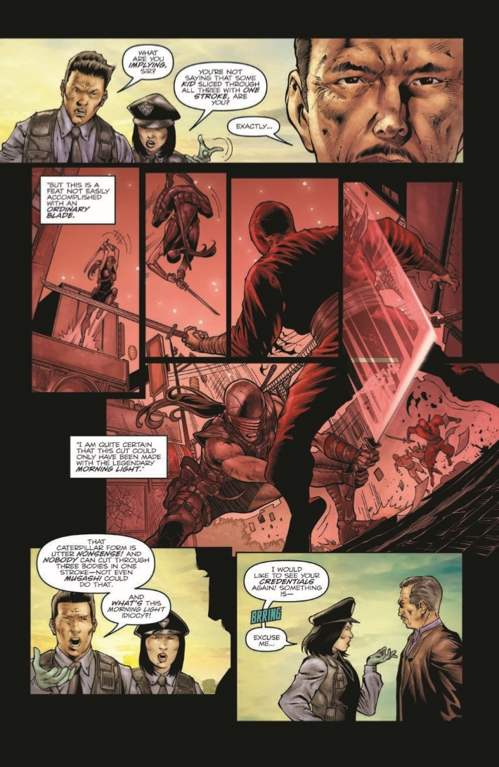 GIJoe_RealAmericanHero_Vol20-pr-8 ComicList Previews: G.I. JOE A REAL AMERICAN HERO VOLUME 20 TP