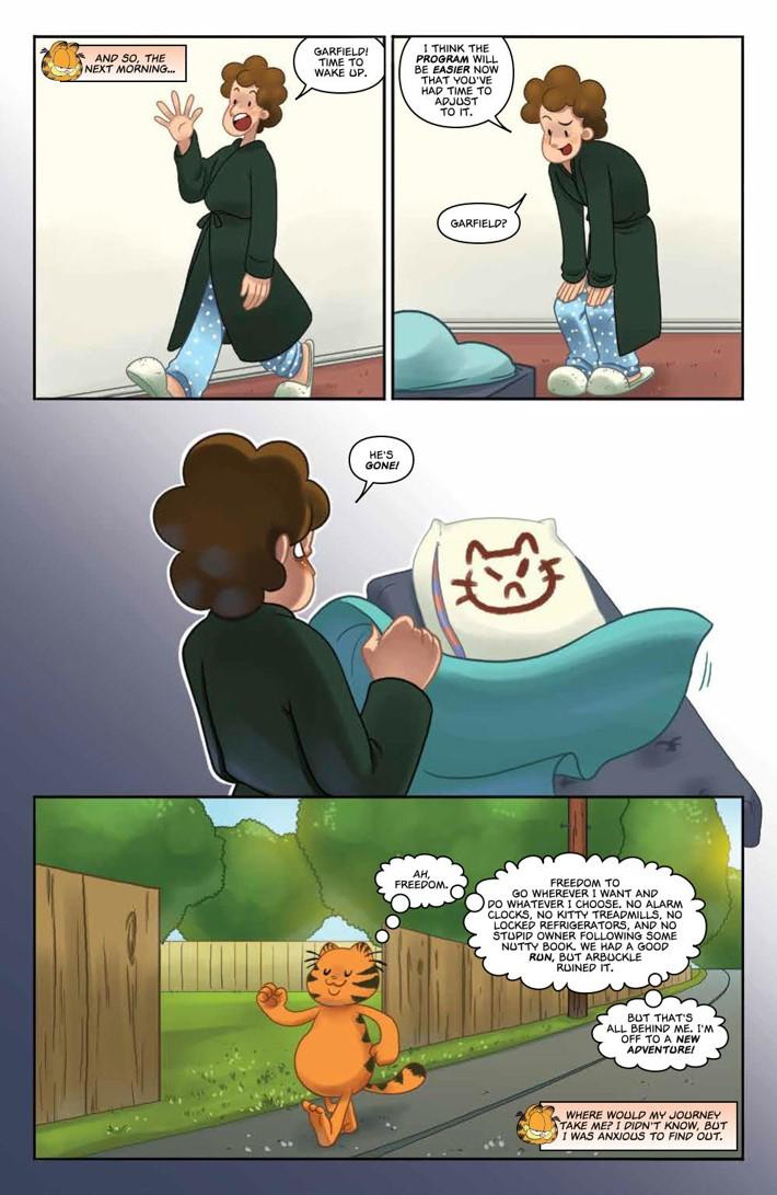 Garfield_Homecoming_SC_PRESS_10 ComicList Previews: GARFIELD HOMECOMING TP