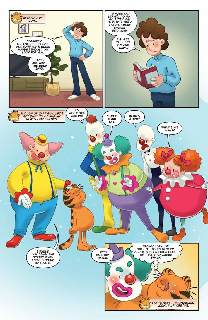 Garfield_Homecoming_SC_PRESS_13 ComicList Previews: GARFIELD HOMECOMING TP