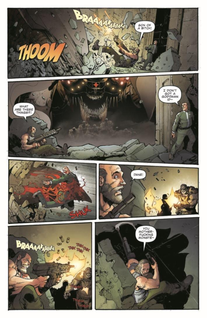 GearsOfWar_ROR_04-pr-7 ComicList Previews: GEARS OF WAR THE RISE OF RAAM #4
