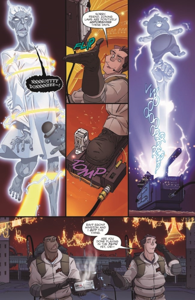 Ghostbusters101_01-pr-6 ComicList Preview: GHOSTBUSTERS 101 #1