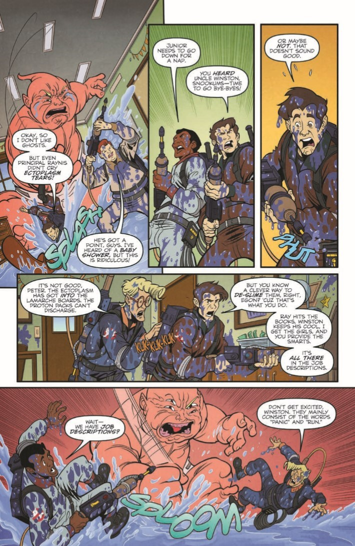Ghostbusters_35th_Anniversary_Real-pr-4 ComicList Previews: GHOSTBUSTERS 35TH ANNIVERSARY REAL GHOSTBUSTERS #1