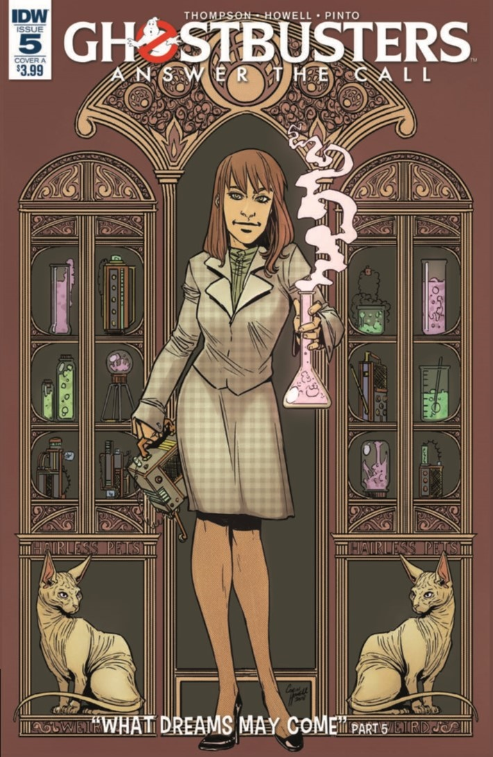 Ghostbusters_AnswerTheCall_05-pr-1 ComicList Previews: GHOSTBUSTERS ANSWER THE CALL #5