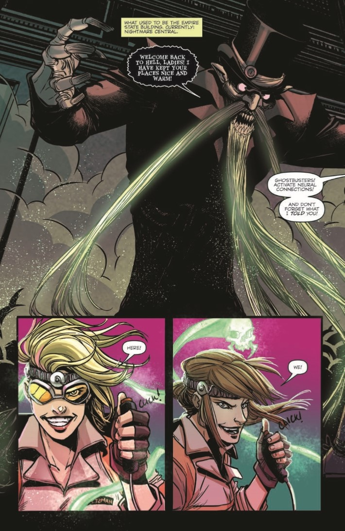 Ghostbusters_AnswerTheCall_05-pr-4 ComicList Previews: GHOSTBUSTERS ANSWER THE CALL #5