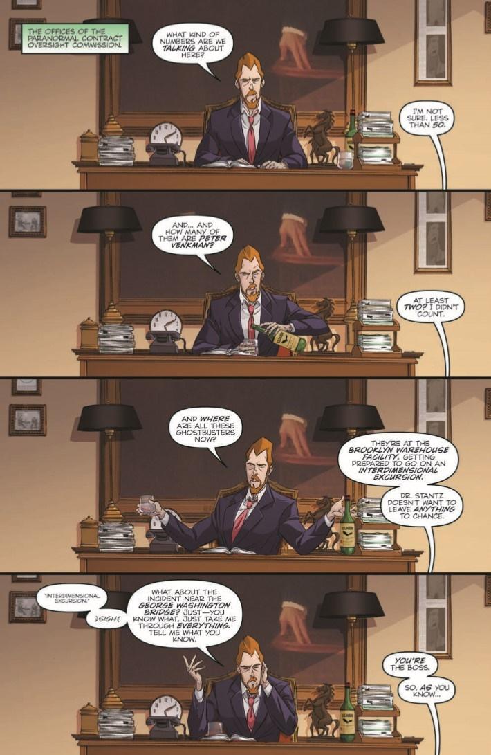 Ghostbusters_CrossingOver_03-pr-4 ComicList Previews: GHOSTBUSTERS CROSSING OVER #3