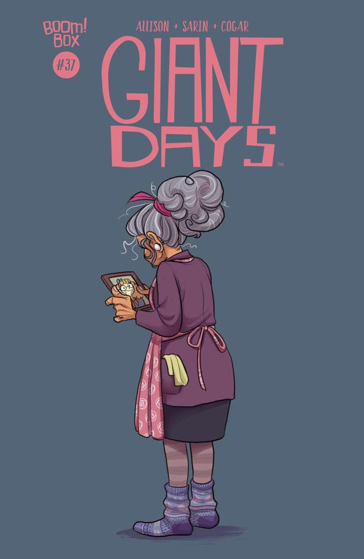 GiantDays_037_PRESS_1 ComicList Previews: GIANT DAYS #37