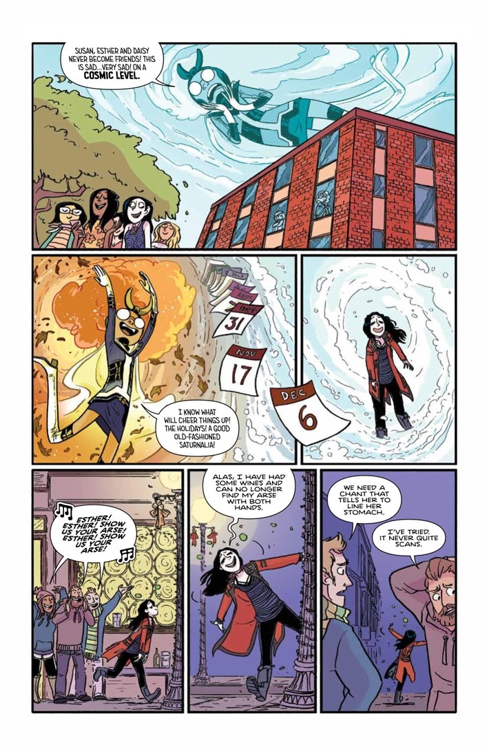 GiantDays_ExtraCredit_v1_SC_PRESS_13 ComicList Previews: GIANT DAYS EXTRA CREDIT VOLUME 1 TP