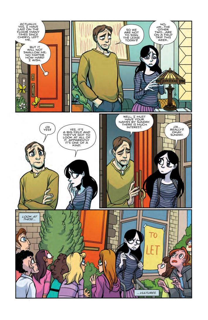GiantDays_v9_SC_Press_11 ComicList Previews: GIANT DAYS VOLUME 9 TP