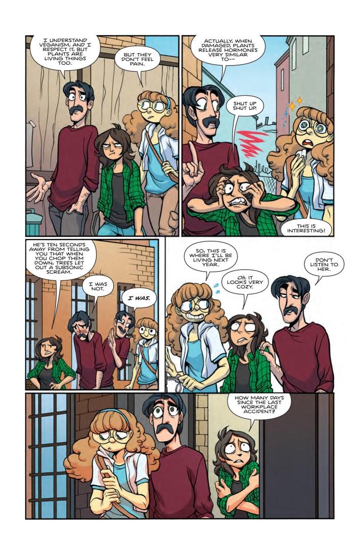 GiantDays_v9_SC_Press_13 ComicList Previews: GIANT DAYS VOLUME 9 TP