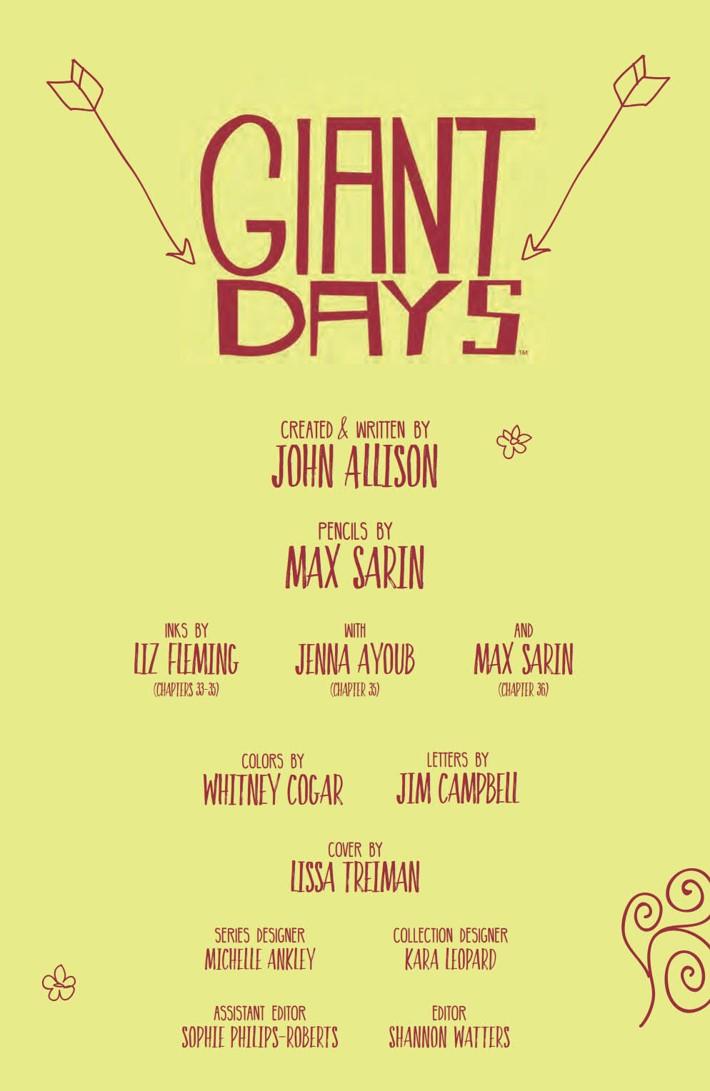 GiantDays_v9_SC_Press_7 ComicList Previews: GIANT DAYS VOLUME 9 TP